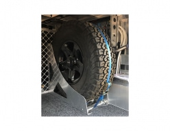 Tyre Carriers for spare tyre